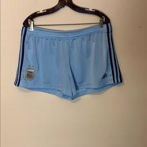 Adidas World Cup shorts Argentina, XL